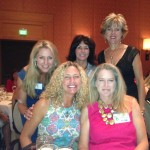 "Del Mar Coldwell Banker Luxury Agents enjoying a ""night off"" from all the exciting education!"